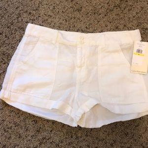 Calvin Klein ladies shorts size medium